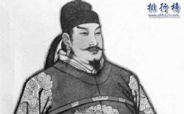 中国十大政治家:武则天千古女帝 铁血政治家!