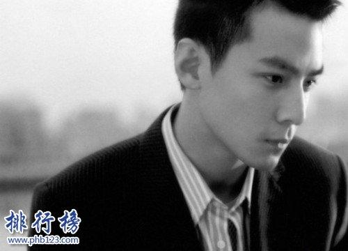 中国男明星十大帅哥