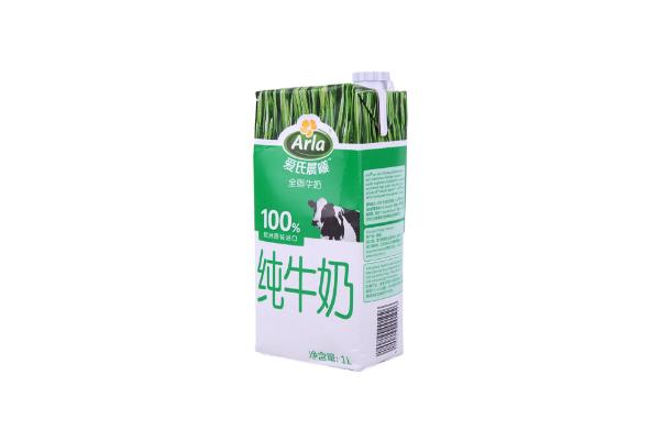 纯牛奶哪个牌子好 纯牛奶十大品牌排行榜