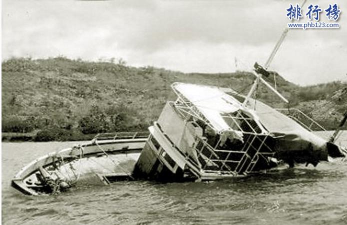 世界十大失踪船只:十大船只神秘失踪至今是未解之谜