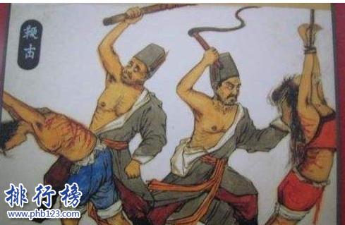 埃及十大酷刑:第二个种最恐怖,令人发指。