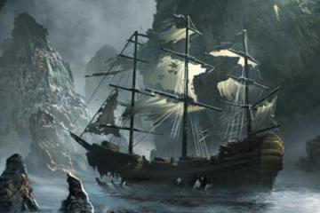 世界十大失蹤船只:第三艘鬼船,至今都是未解之謎