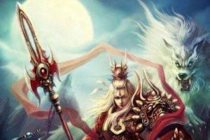 神話十大名棍:經常被忽略的那些神奇兵器