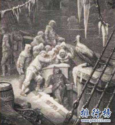 世界十大鬼船:第二最惨,船爆炸尸骨无存(棉兰Ourang号)