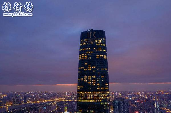 中国十大高楼排名