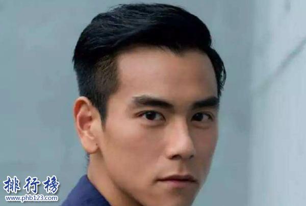 中国现代四大美男