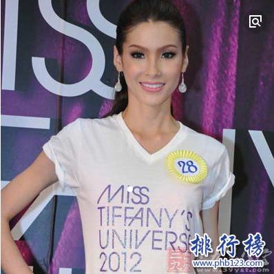 泰国十大人妖排行榜