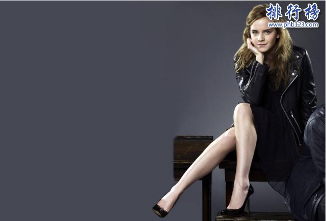 世界十大最美脚丫:最受欢迎的脚(艾玛·沃特森)