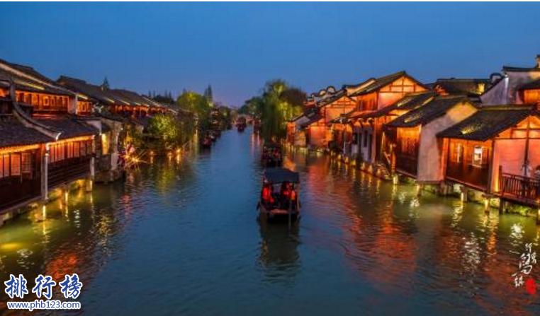 中国十大名镇:中国名镇都有哪些