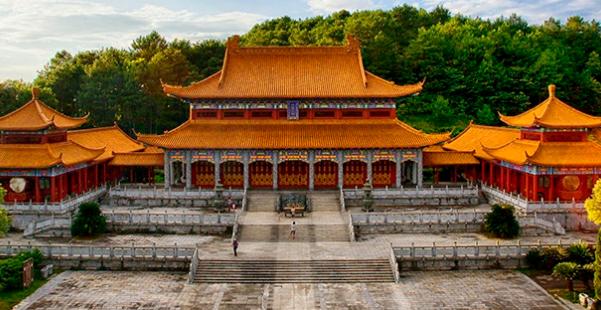 湖南十大文化遺產:炎帝陵,舜帝陵,沒去過不算來過湖南