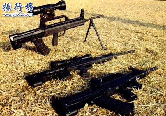 世界十大禁止狙击枪