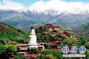山西十大景区:山西最值得去的十大景点