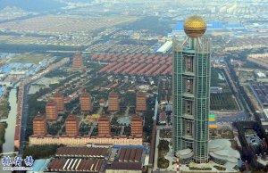 中國十大名村排名,第七名里有500多名千萬富翁