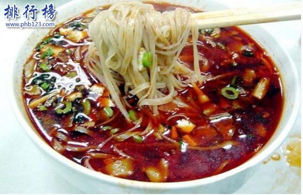 陕西十大小吃:陕西的特色美食排行榜