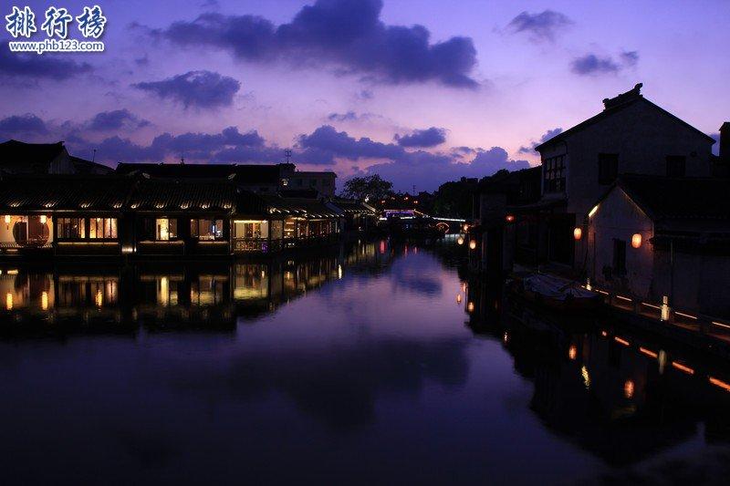 中国十大古镇 中国最值得一去的旅游胜地