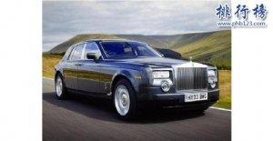 盘点全球十大最贵豪车 24k黄金镀成的车竟只排第六?