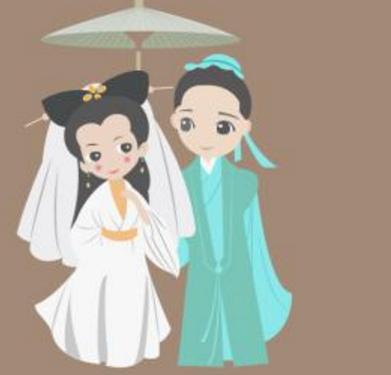 中国古代四大爱情悲剧:第四哭倒长城,第三感动天地七夕相会