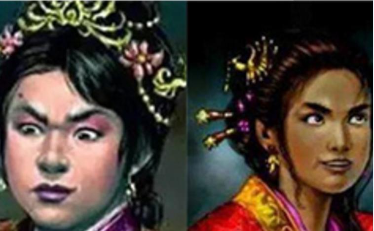 中国古代四大丑女:钟无艳修身治国,第一被用来辟邪