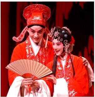 中国古代四大爱情戏曲:凄美感人经典传唱百年
