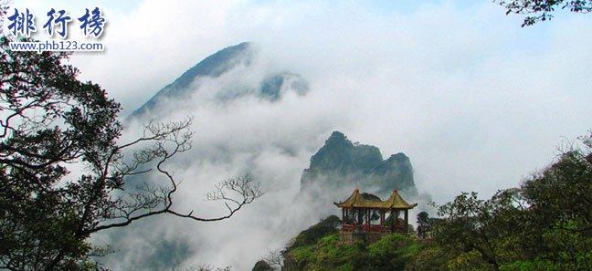 广西十佳旅游景区 广西最受欢迎的旅游景点有哪些?
