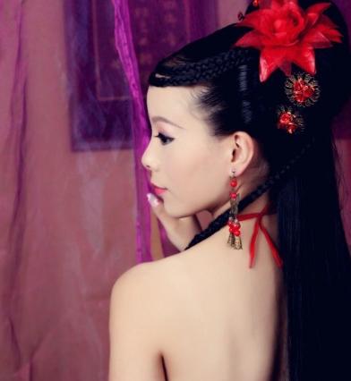 中国古代四大妖女:第一位挖心剖腹祸国殃民惨不忍睹!