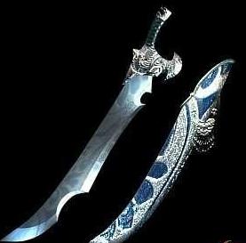 中国古代四大匕首排名:百辟匕首龙鳞最可怕(凌迟专用)
