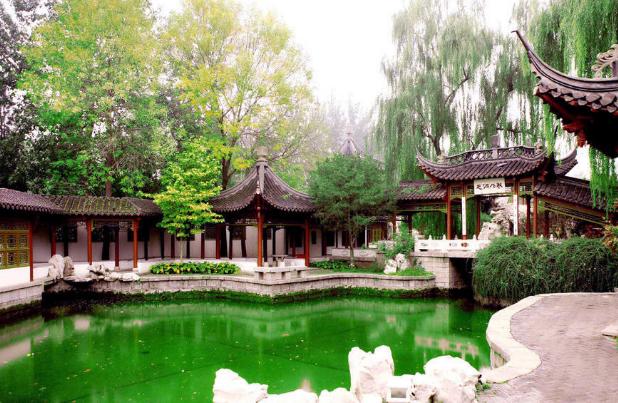 中国四大名胜古迹:中国名胜古迹有哪些