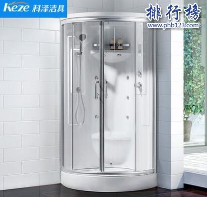 哪些品牌的沐浴门好?沐浴门十大品牌排行榜推荐