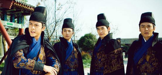 中国古代四大名捕:四大名捕人物武功排名
