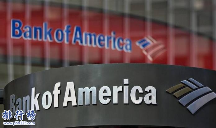 美国四大银行