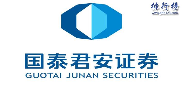 中国四大劵商:2018中国四大证券公司排名