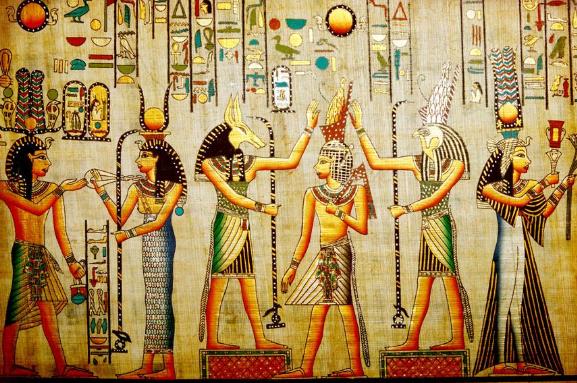 世界四大古国:世界四大文明古国排名和介绍