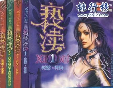 十大最受欢迎完结小说排行榜