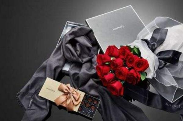 全国十大花店排行榜:roseonly一生只送一人浪漫誓言
