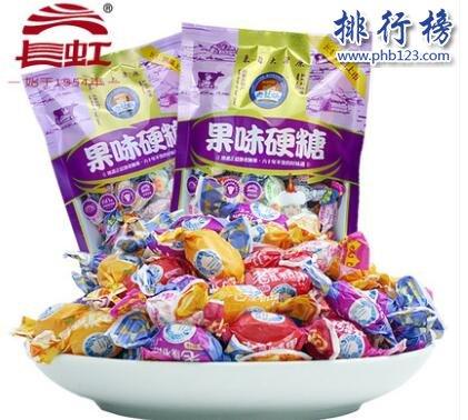 什么牌子的水果糖好?2018水果糖十大品牌排行榜推荐