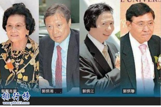 七十年代香港四大家族:李嘉诚家族无人不知富可敌国!