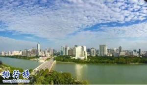 广西避暑城市排名,广西避暑胜地有哪些?