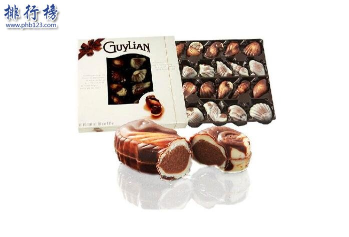 比利时巧克力哪个牌子好 比利时巧克力十大品牌排行榜推荐