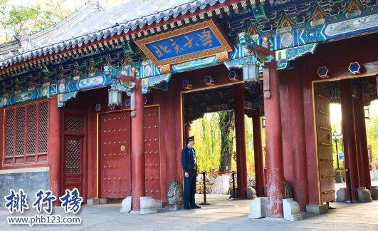 中国哪个大学考古学专业好?中国考古学专业大学排名