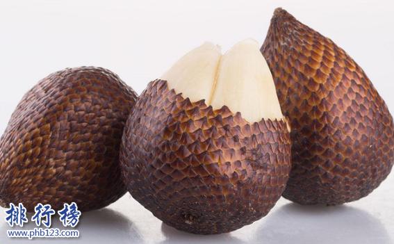 世界十大稀有水果,第一种你可能见都没见过