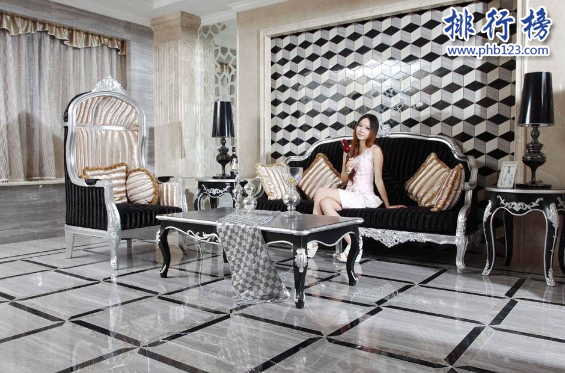中国瓷砖品牌有哪些?中国十大瓷砖品牌