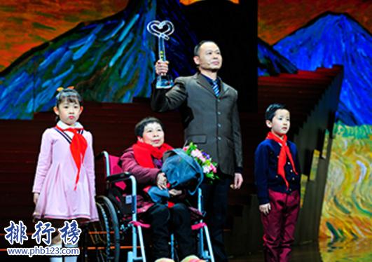 感动中国十大人物2018,感动中国十大人物事迹及颁奖词