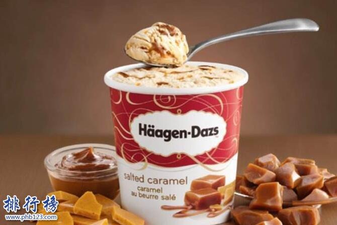 冰淇淋哪个牌子好 冰淇淋十大品牌排行榜