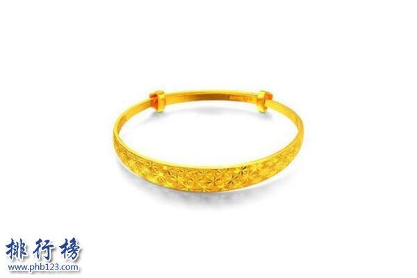 黄金饰品哪个牌子好 黄金饰品十大品牌排行榜