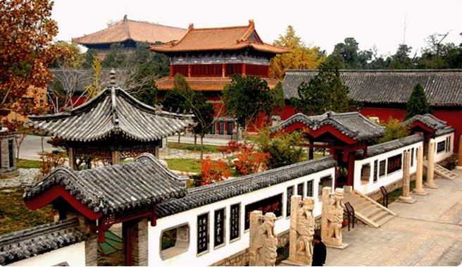 中国有哪些著名建筑?中国四大古建筑群排行