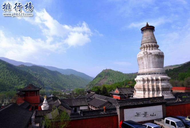 四大佛教名山在哪?中国四大佛山排名简介
