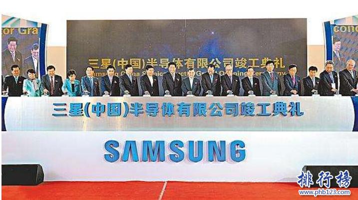 盘点全球芯片公司排名:世界十大半导体公司排名榜