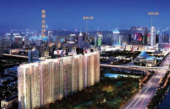 杭州十大小區排名:盤點杭州城區十大壕小區