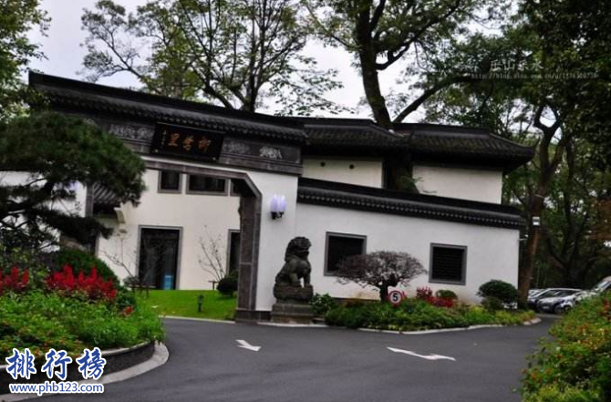 【壕专属】杭州十大豪宅排名:一辈子都买不起的豪华别墅!