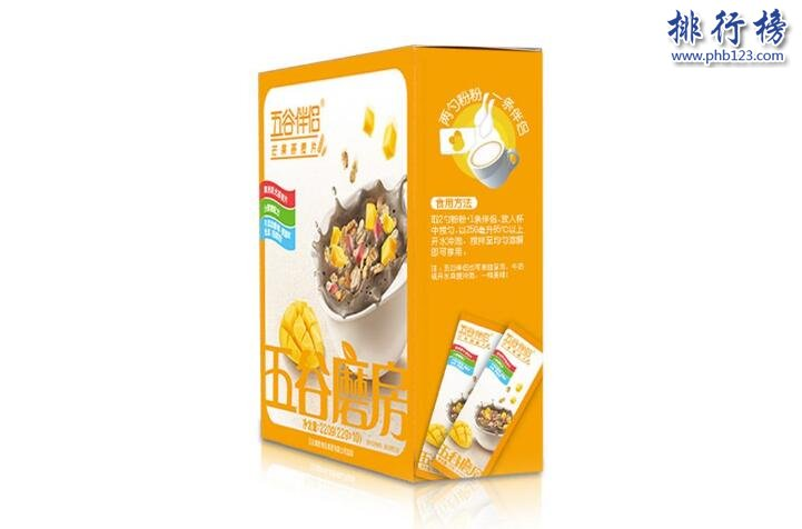 燕麦片哪个牌子好 燕麦片十大品牌排行榜推荐